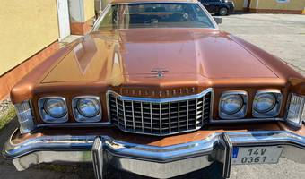 Ford Thunderbird  1975