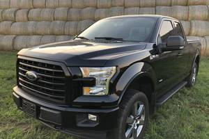 Ford F150 Ecoboost 2017