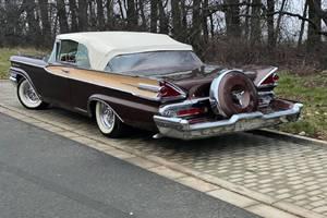 Mercury Park Lane Convertible 1959