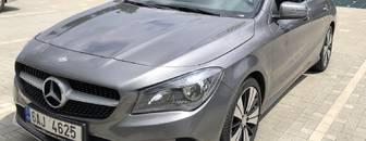 Mercedes-Benz CLA CLA 180 2017