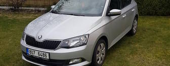 Škoda Fabia 1.2 TSI 66kW Ambiente+ 2017