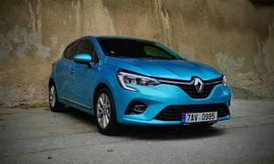 Recenze & testy: Renault Clio TCe100: Normální francouzský hatchback