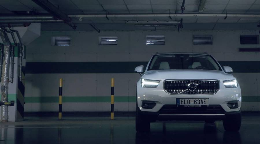 Recenze & testy: Volvo XC40 T5 FWD Recharge: Technické origami