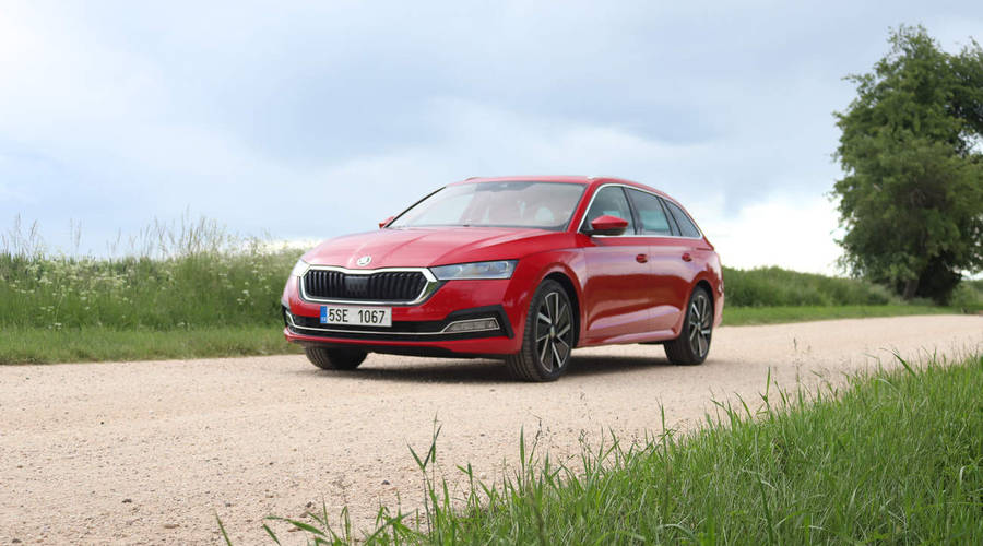 Recenze & testy: Škoda Octavia IV: Čtyři jako dostatečná