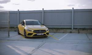 Recenze & testy: Mercedes Benz CLA 220: Malý Mercedes v nejlepší formě