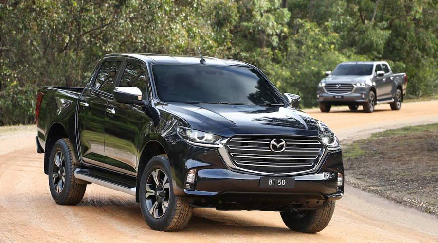 Novinky: Mazda představuje vlastní pick-up