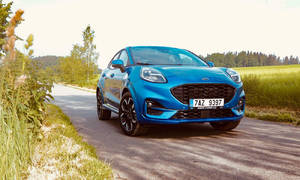 Recenze & testy: Ford Puma 1.0 EcoBoost mHEV: Prolínání světů