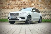Volvo XC90 B6: Spokojený Uživatel Vesmíru
