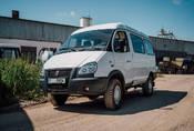 GAZ 27527 Sobol: Offroadový minibus, co není Buchanka