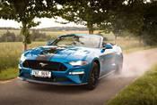 Ford Mustang GT Convertible: Tvor extrovertní