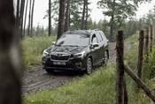 Subaru Forester e-Boxer: Nový, lepší, a přece stále stejný