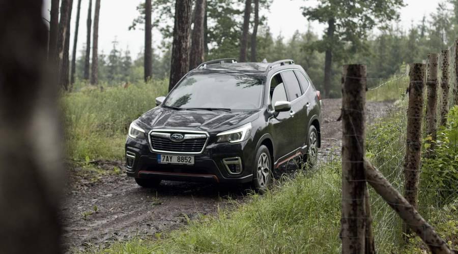 Recenze & testy: Subaru Forester e-Boxer: Nový, lepší, a přece stále stejný