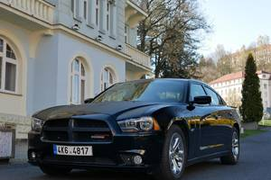Dodge Charger 5.7 HEMI V8 370k SRT8 pack 2012