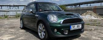 Mini Clubman SD 2.0 Automat 2014
