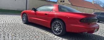 Pontiac Firebird Evropska verze 1994