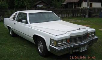Cadillac deVille Elegance 1978