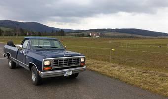 Dodge D150 5,9 Prospector  1984
