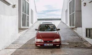 Historie, Recenze & testy: Ford Scorpio: Podnikatelův sen