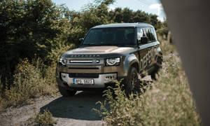Představujeme, Recenze & testy: První dojmy: Land Rover Defender 2020