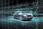 Limitovaná edice Rolls Royce Wraith Kryptos je jeden velký rébus