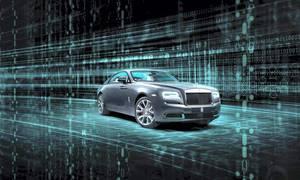 Novinky: Limitovaná edice Rolls Royce Wraith Kryptos je jeden velký rébus