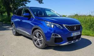 Recenze & testy: Peugeot 3008 Allure Hybrid: Nenaplněná očekávání