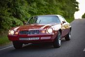 Chevrolet Camaro LT 1978: Kupé na důchod