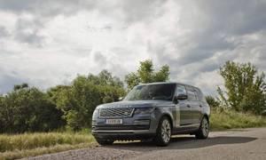 Autíčkář na cestách, Recenze & testy: Range Rover ve čtyřech dějstvích aneb Cesta do Brna a zase zpátky