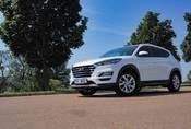 Hyundai Tucson Adventure 1.6 T-GDI: Dobrodružství ze staré školy