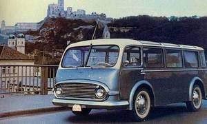 Historie: Tatra 603 MB: Jak měli Slováci málem svůj vlastní autobus