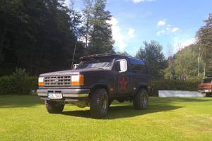 Ford Bronco II XLT 1991