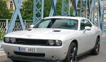 Dodge Challenger SRT8, 250hp 2008