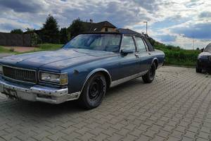 Chevrolet Caprice Classic 1989