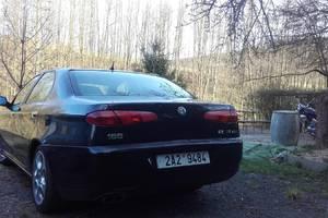 Alfa Romeo 166 2.5 V6 2003