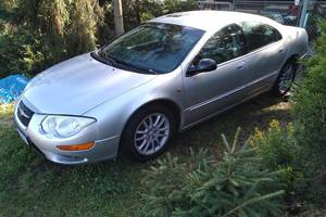 Chrysler 300M 2,7 L, 6V, 205PS 2001