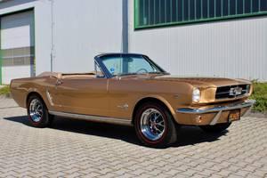 Ford Mustang Convertible V8, V ČR!! 1966