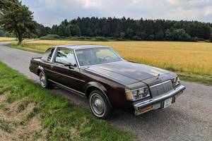 Buick Regal Limited Coupe 1985