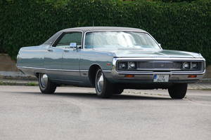 Chrysler New Yorker 4-door hardtop 1971