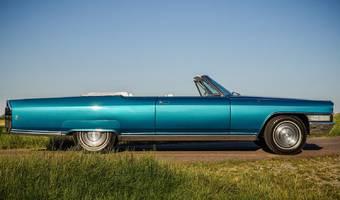 Cadillac Fleetwood Eldorado Convertible 1965