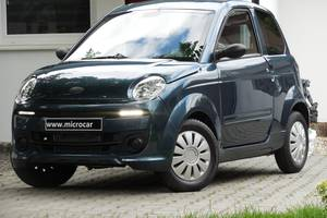 Microcar M:GO lombardini 505 ccm2  2015