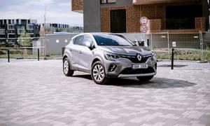 Recenze & testy: Renault Captur TCe 155 EDC: Podruhé a mnohem lépe