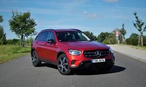 Recenze & testy: Mercedes-Benz GLC 220d 4Matic: Když méně je více