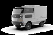 Německá firma představuje elektrický mikrobus, který popírá fyzikální zákony.