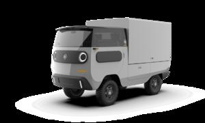 Novinky: Německá firma představuje elektrický mikrobus, který popírá fyzikální zákony.