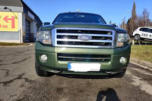 Ford Expedition  5.4 V8 4x4 LPG LIMITED 4X4 2009