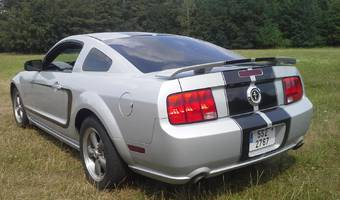 Ford Mustang GT 4,6 V8 2006