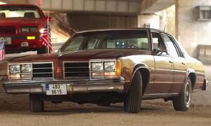 Recenze & testy: Autíčkář za volantem - Oldsmobile 88 Delta 5,7 diesel