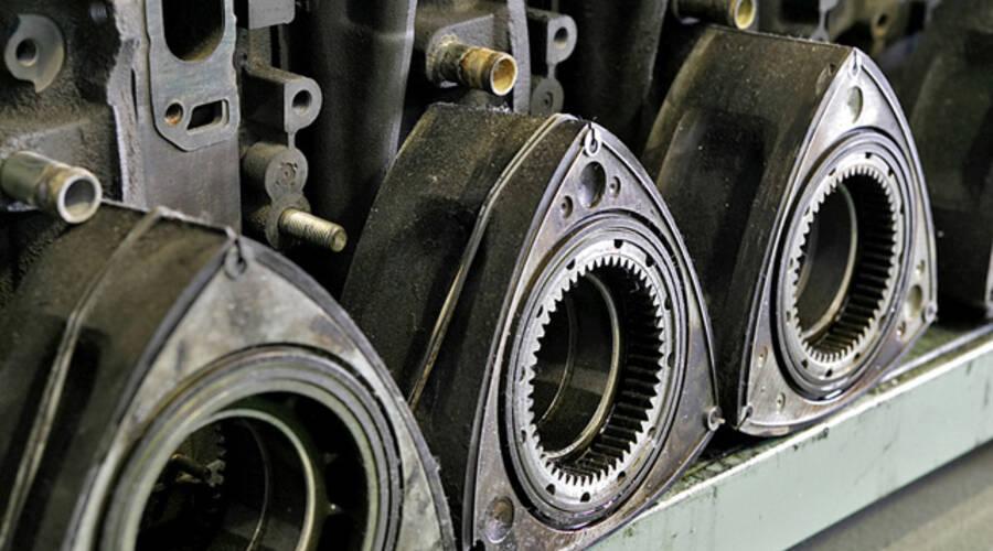 Historie: Faily automobilového světa: Wankelův motor