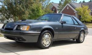Napsali jinde: (Skoro) nový Mustang 2.3 Turbo již dnes!