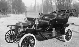 Historie: Naučte se řídit Ford Model T